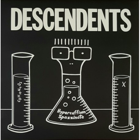 "DESCENDENTS ""Hypercaffium Spazzinate"" LP 180GR."