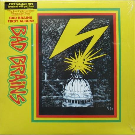 "BAD BRAINS ""Bad Brains"" LP."