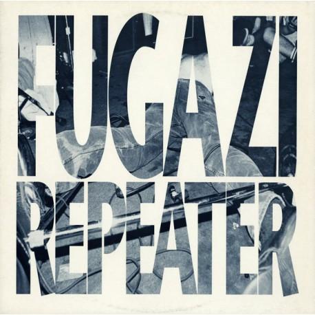 """FUGAZI """"Repeater"""" LP."""