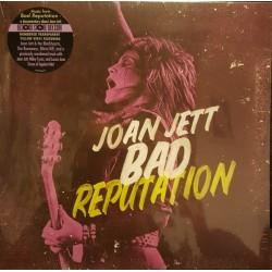 "JOAN JETT ""bad Reputation"" LP Color."