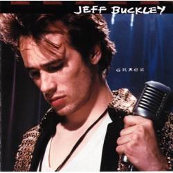 """JEFF BUCKLEY """"Grace"""" LP Color Purple."""