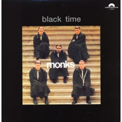 "MONKS ""Black Time"" LP 180GR."