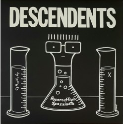 "DESCENDENTS ""Hypercaffium Spazzinate"" CD Deluxe."