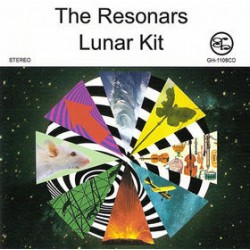 """RESONARS """"Lunar Kit"""" LP."""