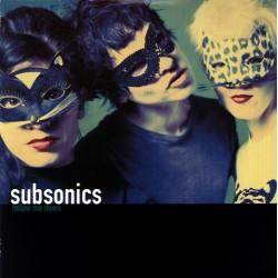 "SUBSONICS ""Follow Me Down"" LP."