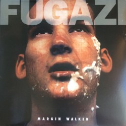 "FUGAZI ""Margin Walker"" LP."