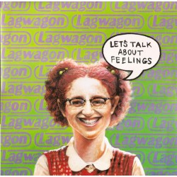 "LAGWAGON ""Let's Talk About Feelings"" 2LP."