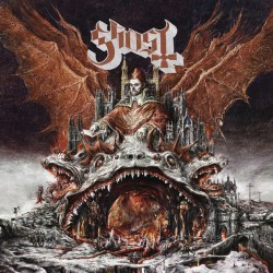 "GHOST ""Prequelle"" LP."