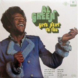"AL GREEN ""Gets Next To You"" LP."