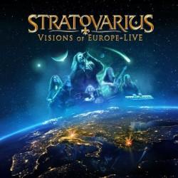 "STRATOVARIUS ""Visions Of Europe - Live"" 3LP."