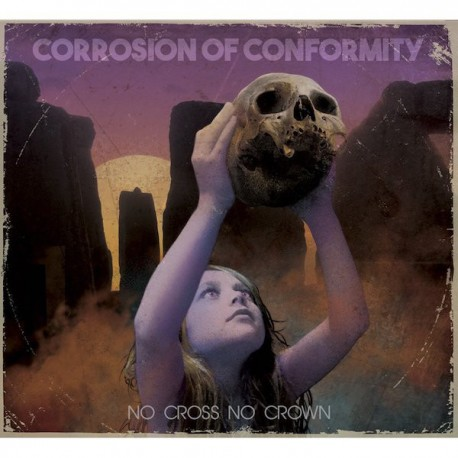 "CORROSION OF CONFORMITY ""No Cross no Crown"" 2LP."