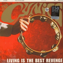 "CYNICS ""Living Is The Best Revenge"" LP Color."