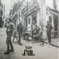 "SOUL JACKET ""Plastic Jail"" CD Digipack."
