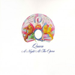 """QUEEN """"A Night At The Opera"""" LP 180GR."""