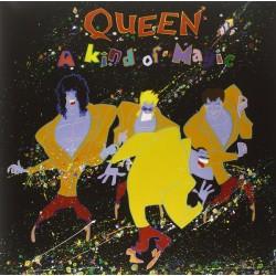 "QUEEN ""A Kind Of Magic"" LP 180GR."