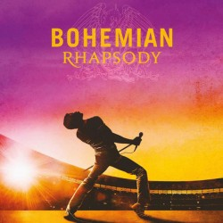 "B.S.O. ""Queen - Bohemian Rhapsody"" CD."