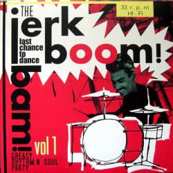 "VV.AA. ""Jerk Boom Bam! Vol. 1"" LP."