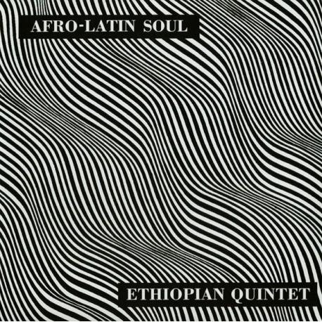 """MULATU ASTATKE & HIS ETHIOPIAN QUINTET """"Afro-Latin Soul"""" LP 180GR."""
