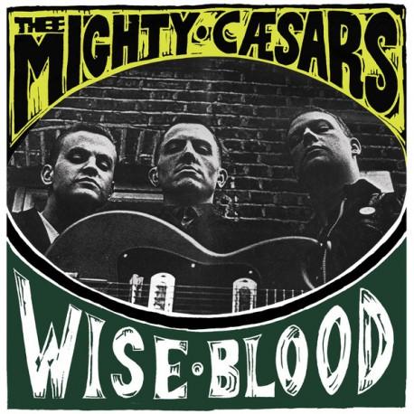 """MIGHTY CAESARS """"Wiseblood"""" LP."""