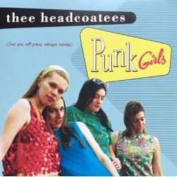 "HEADCOATEES ""Punk Girls"" LP."