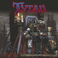"""TYTAN """"Justice: Served!"""" LP Color."""