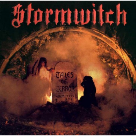 """STORMWITCH """"Tales Of Terror"""" LP Color."""