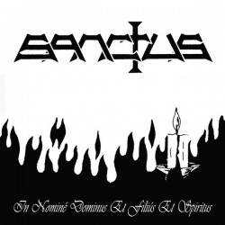 "SANCTUS ""Sanctus"" LP Color."