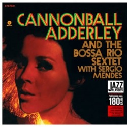 "CANNONBAL ADDERLEY & BOSSA RIO SEXTET & SERGIO MENDES ""S/t"" LP"