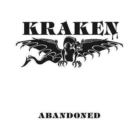 "KRAKEN ""Abandoned"" LP Color."