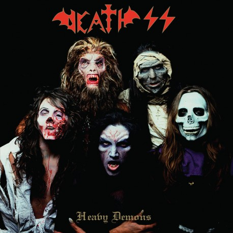 "DEATH SS ""Heavy Demons"" LP Color."