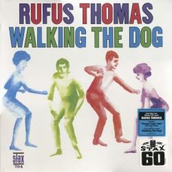"""RUFUS THOMAS """"Walking The Dog"""" LP 180GR."""