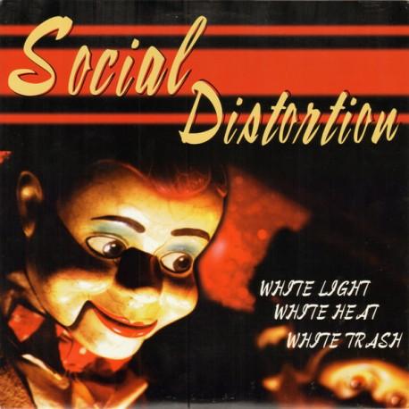 """SOCIAL DISTORTION """"White Light, White Heat, White Trash"""" LP 180GR."""