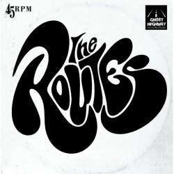 "ROUTES ""4 Tracks Ep"" SG 7""."