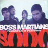 "BOSS MARTIANS ""Pressure In The Sodo"" CD."