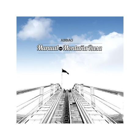"""AIRBAG """"Manual De Montaña Rusa"""" CD."""