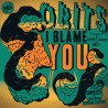 "OBITS ""I Blame You"" CD Digipack."