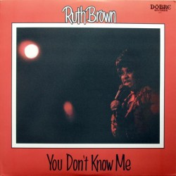 "RUTH BROWN ""You Don't Know Me"" LP."