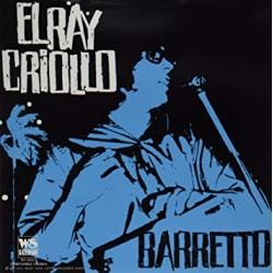 """RAY BARRETTO """"El Ray Criollo"""" LP."""