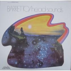 """RAY BARRETTO """"Head Sounds"""" LP 180GR."""