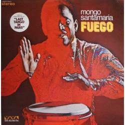 """MONGO SANTAMARIA """"Fuego"""" LP."""