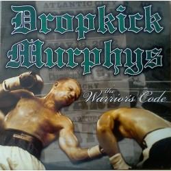 """DROPKICK MURPHYS """"The Warrior Code"""" LP."""