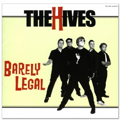 """HIVES """"Barely Legal"""" LP."""