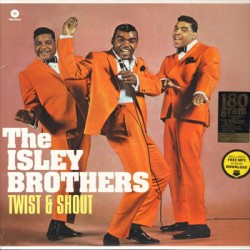"ISLEY BROTHERS ""Twist & Shout"" LP Waxtime"