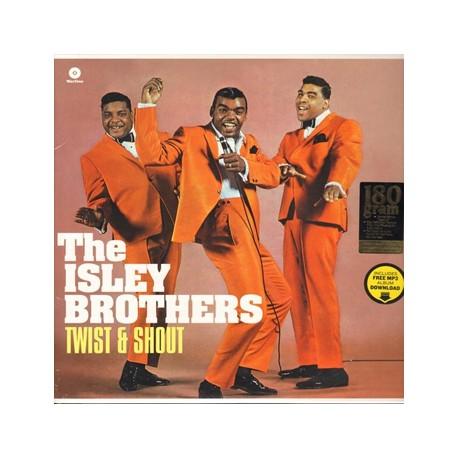 "ISLEY BROTHERS ""Twist & Shout"" LP Waxtime"