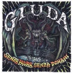 "GIUDA ""Senza Paura, Senza Domani"" LP."