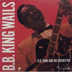 "B.B. KING ""B.B. King Walls"" LP"