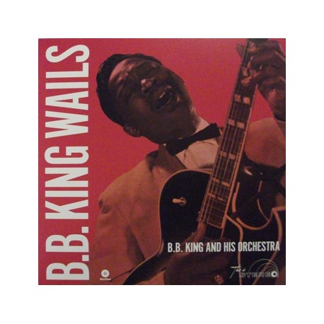 "B.B. KING ""B.B. King Walls"" LP"