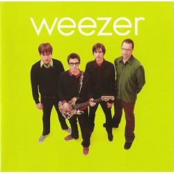 """WEEZER """"Weezer (Green Album)"""" LP."""