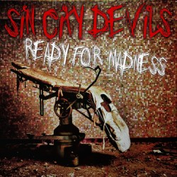 """SIN CITY DEVILS """"Ready For Madness"""" CD."""