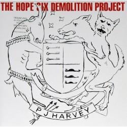 """PJ HARVEY """"The Hope Six Demolition Project"""" LP 180GR."""